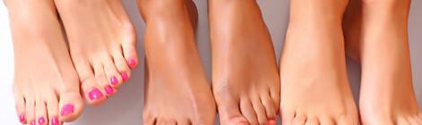 Hábitos para cuidar los pies
