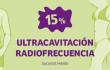 PROMOCION ULTRACAVITACION Y RADIOFRECUENCIA