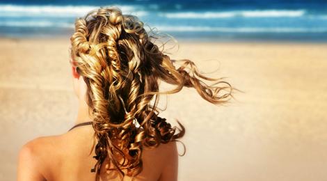 Cómo protejer el pelo en verano